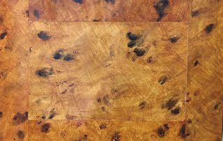 Faux Burl Wood