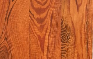 Faux Wood Slab Detail