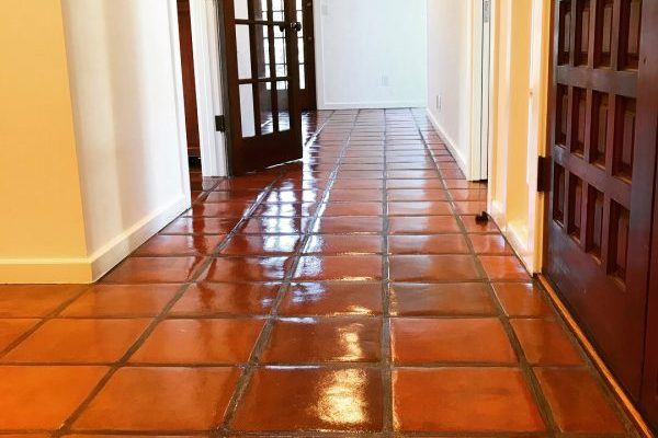 Saltillo TIle Hallway #2