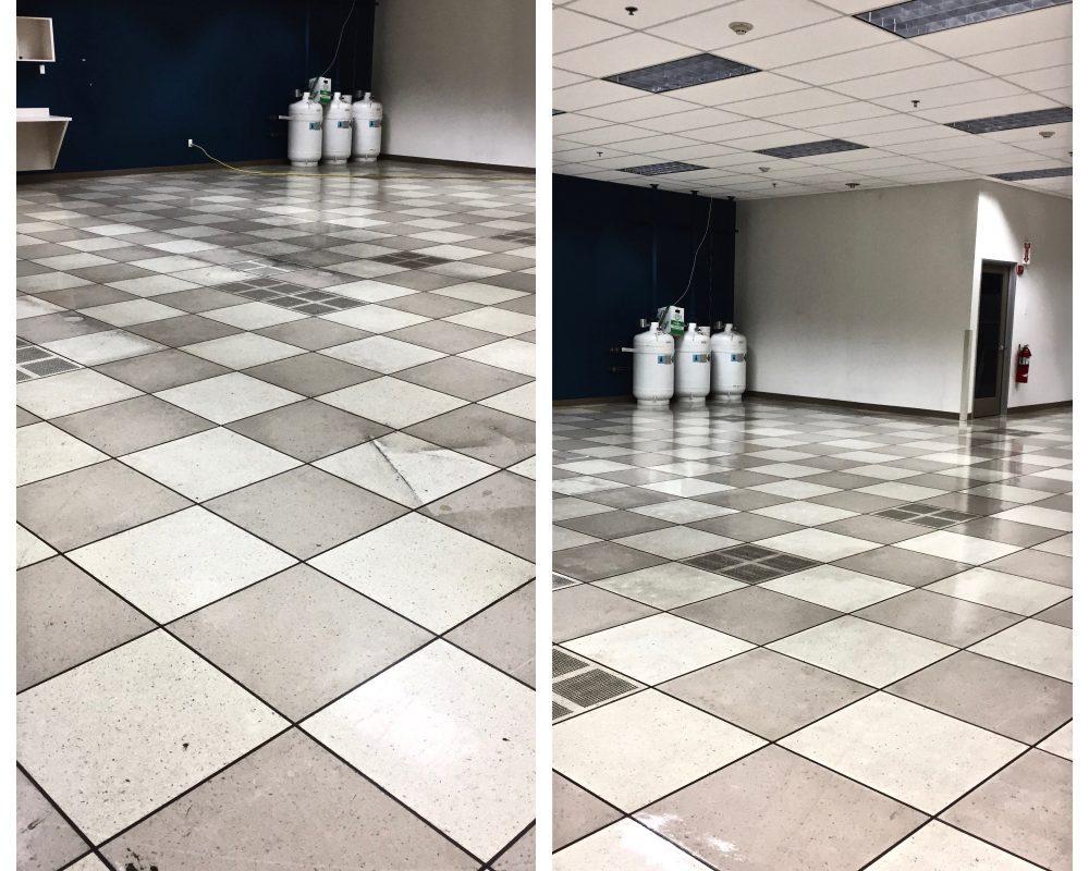 SBSM Floor